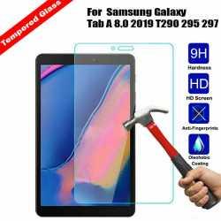 Protector cristal tempaldo para Samsung Galaxy Tab A 8.0 2019 T290 /T295