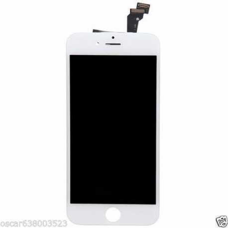 "Pantalla Completa Display Retina Iphone 6 PLUS 5.5"" LCD Tactil BLANCO"