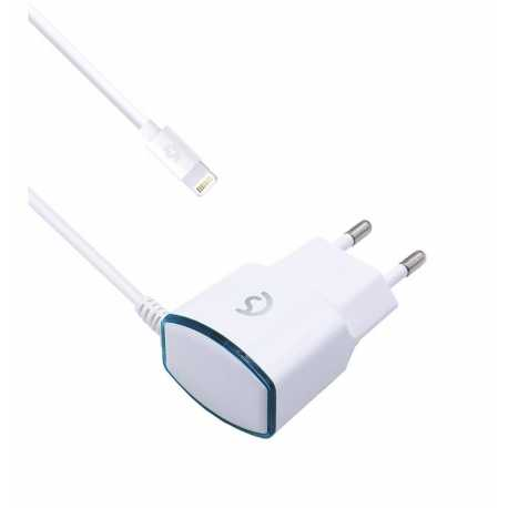 Cargador de Cable inseparable para Lightning 1.2A