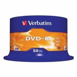 Verbatim CD-R 52x 700MB Bobina 50 Unidades